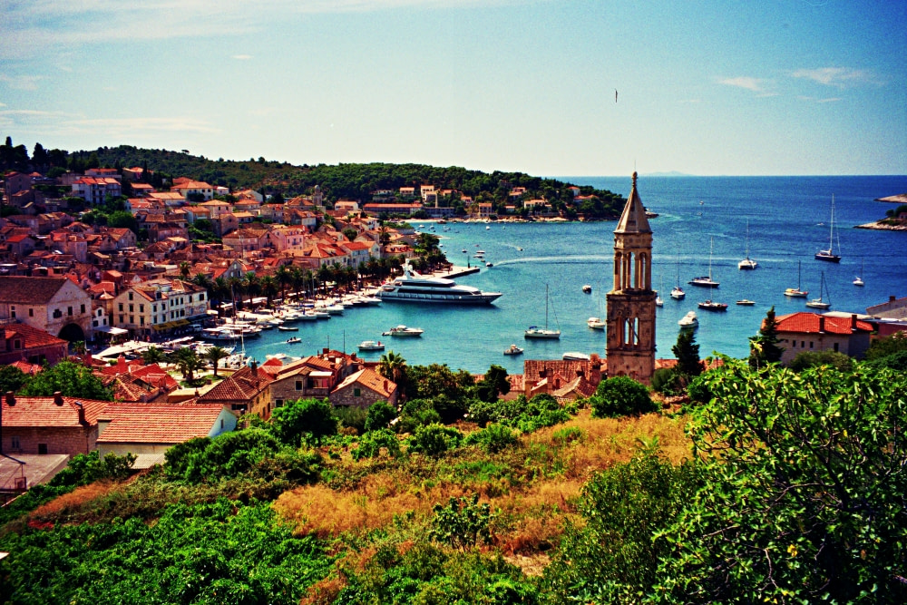 Photograph of Hvar