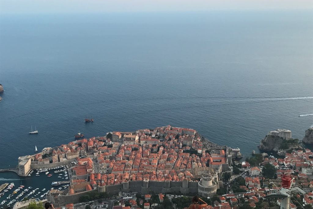 Photograph of Dubrovnik